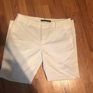White Zara Work Pants